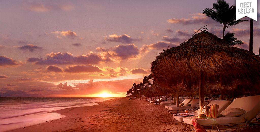 Envolez-vous vers la République Dominicaine...