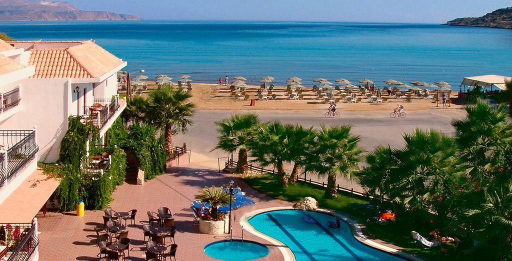 Goûtez à la douceur de vivre en Crète...