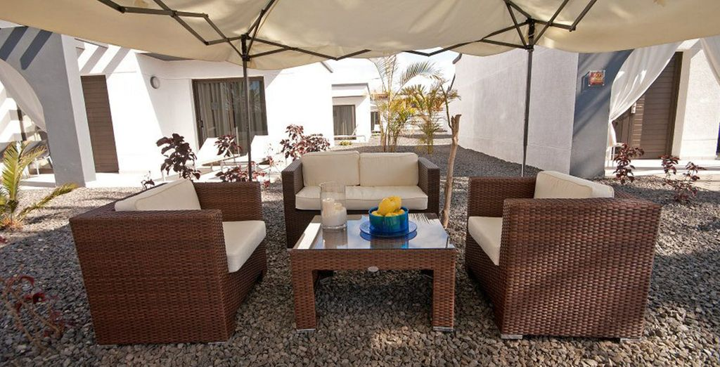 Venez vous installer dans des espaces cosy & agréables...