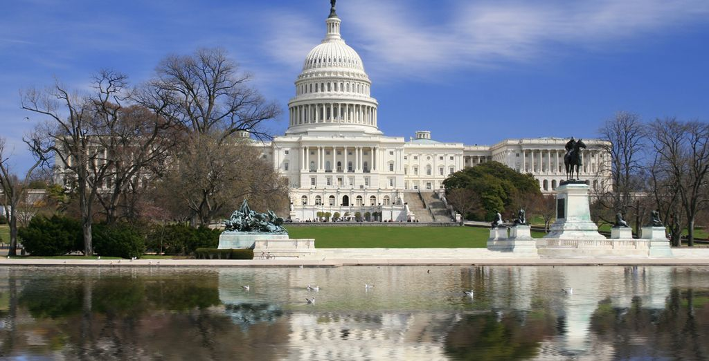 Visitez Washington DC, la capitale fédérale du pays
