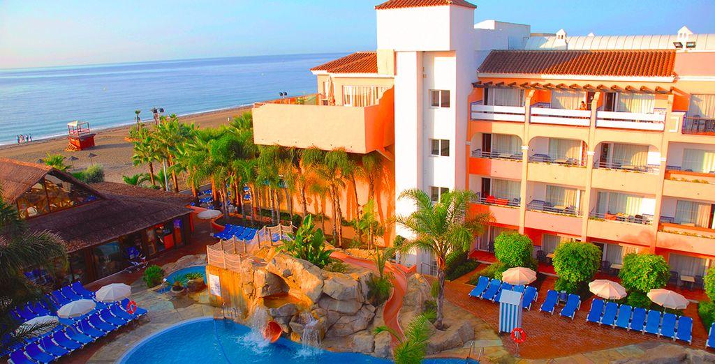 Vous rêvez de vacances les pieds dans le sable chaud de la Costa del Sol ?