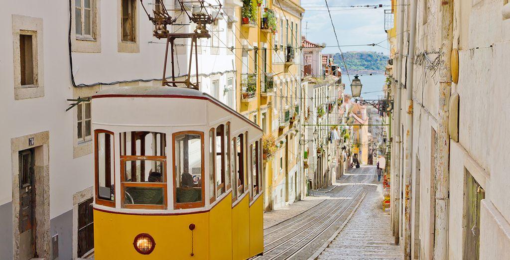 Faîtes un saut à Lisbonne pour compléter votre séjour