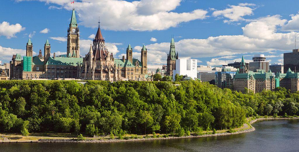 Plus que quelques jours... Il est temps de visiter Ottawa !