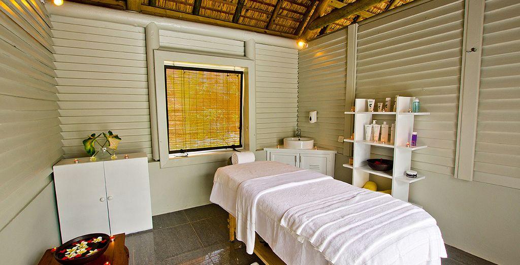 Savourez les plaisirs apaisants d'un massage