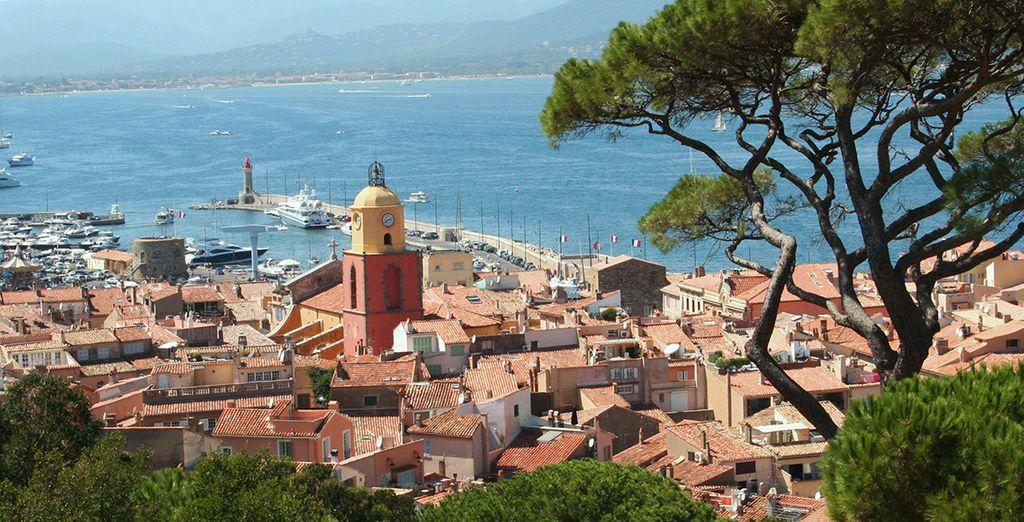 Saint-Tropez n'attend plus que vous