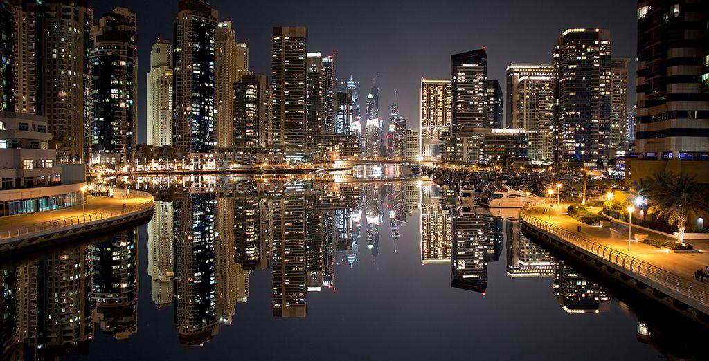 Vous vivrez des instants inoubliables dans la magie de Dubaï
