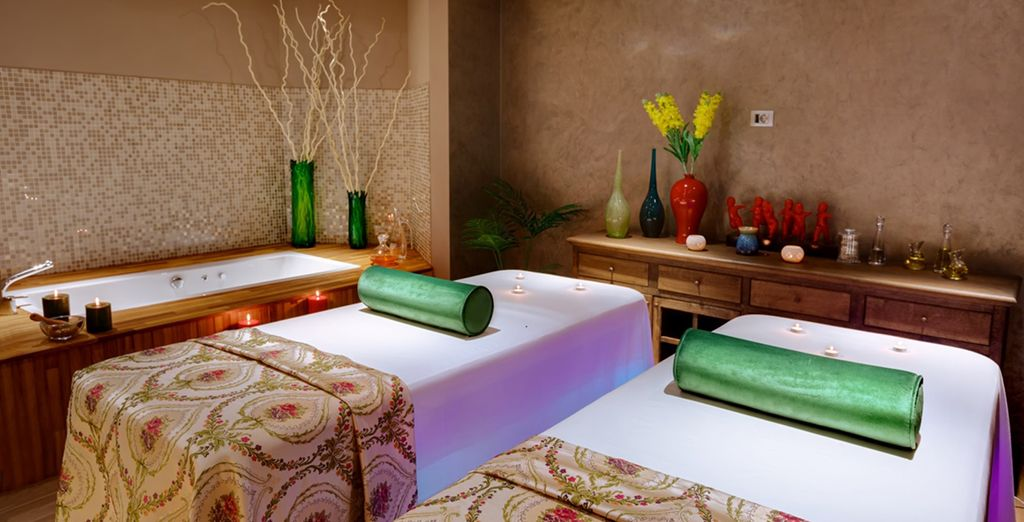 Massages relaxants...