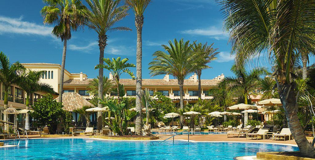Bienvenue à l'hôtel Atlantis Bahia Real