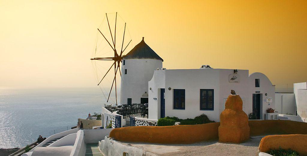Les Cyclades avec Voyage Privé