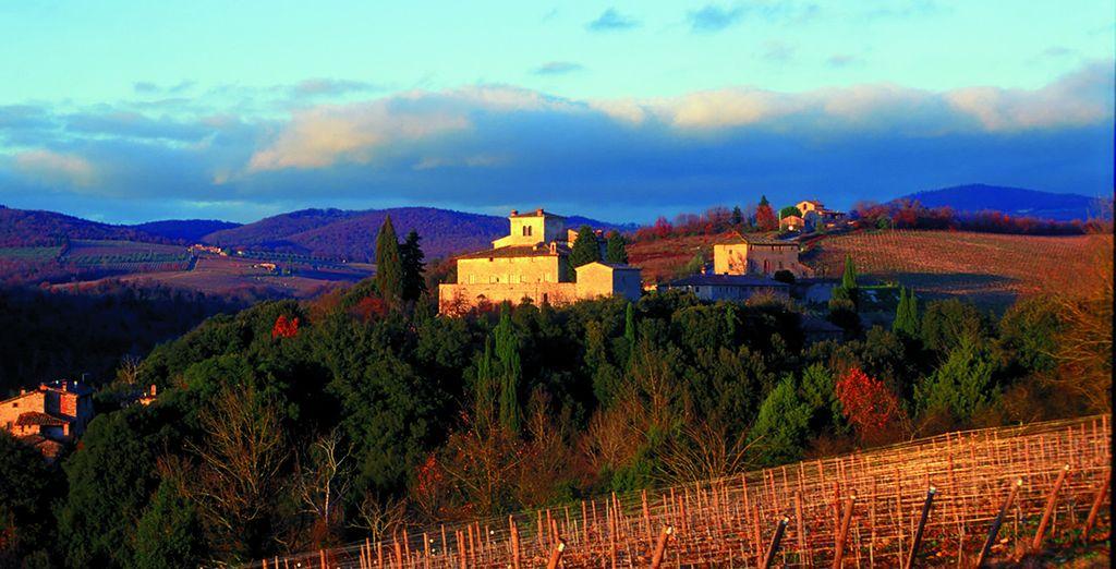 Goûtez à la douceur de vivre en Toscane