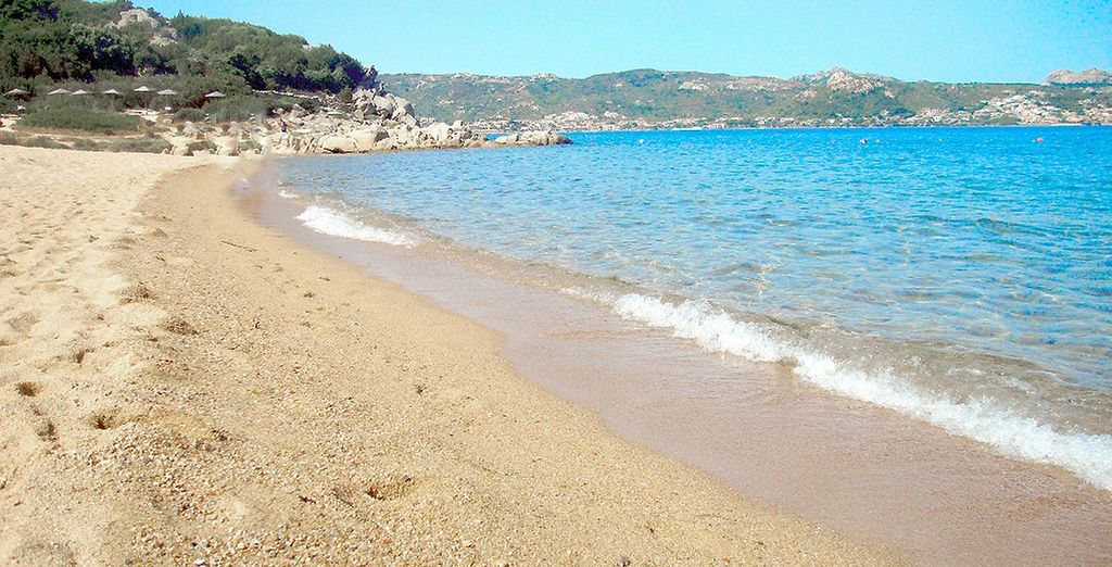 ...ou prenez la direction de Spiaggia Dei Ginepri