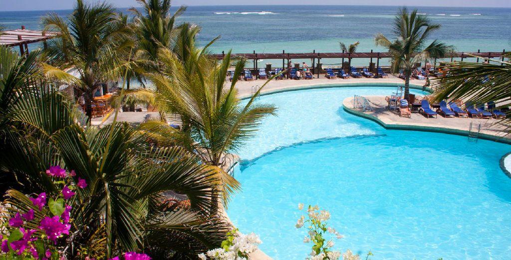Le Leopard Beach Resort & Spa est un véritable petit paradis