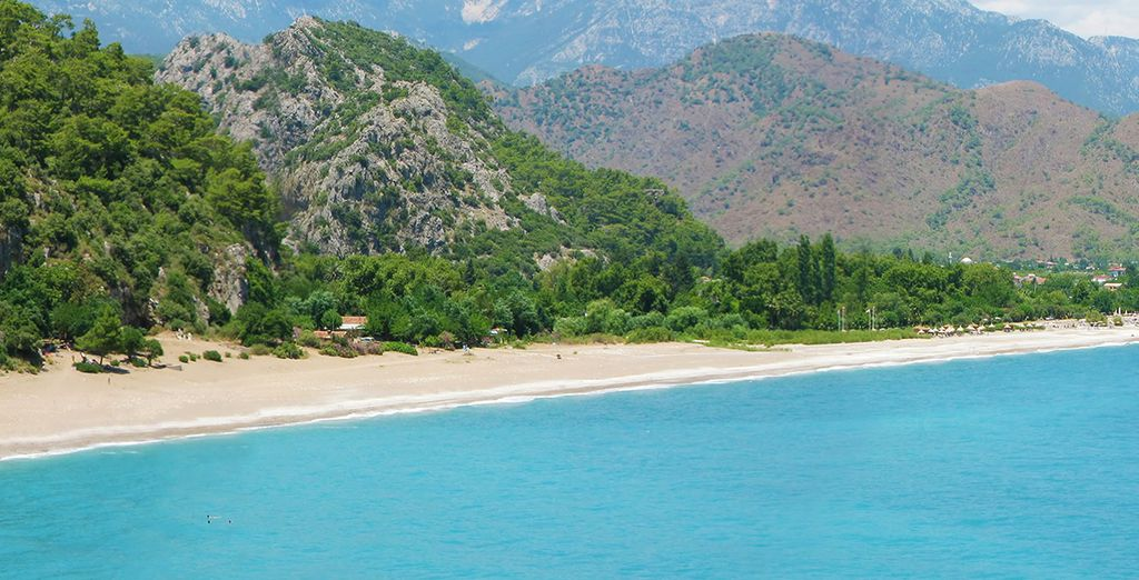 et faites cap sur la Riviera Turque !