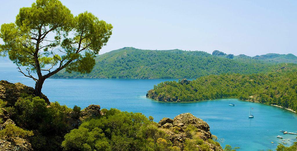 Partez à la découverte de la région d'Antalya