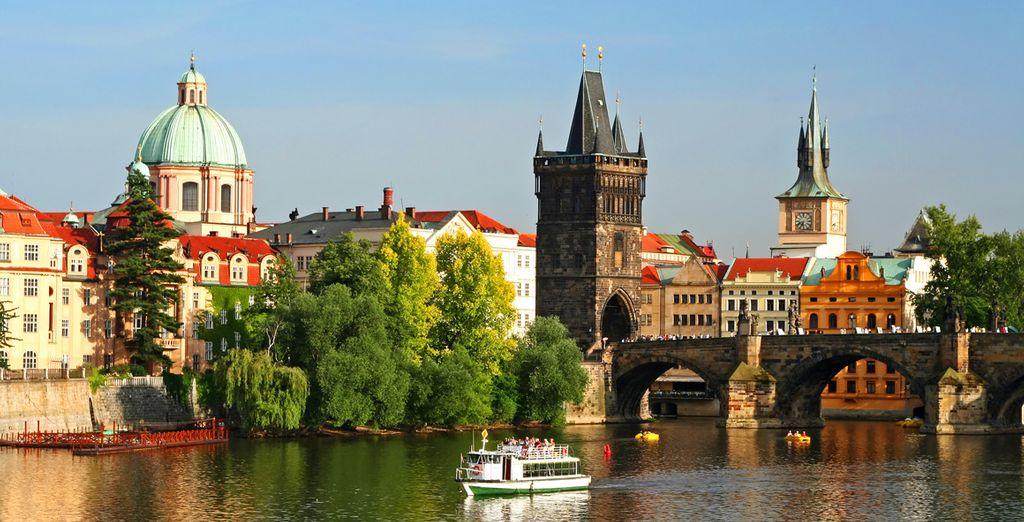 Une escapade improvisée au cœur de Prague ?