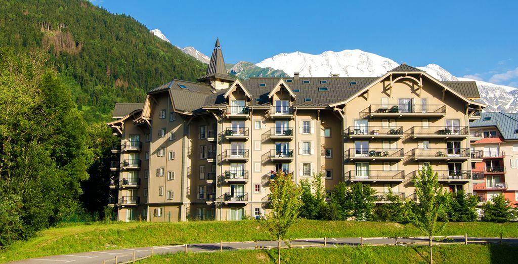 Envie de découvrir la montagne en été, et prendre un grand bol d'air frais ?