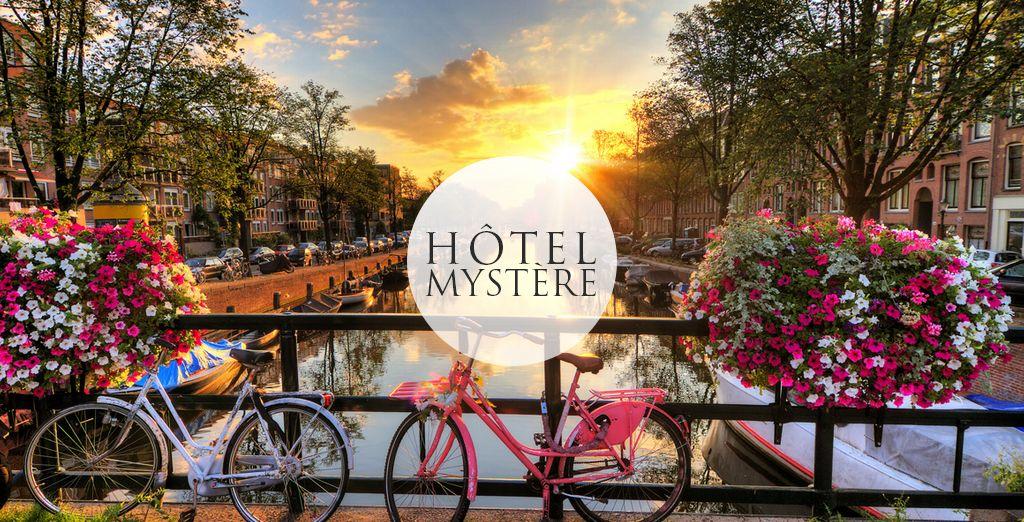 Partez pour Amsterdam !