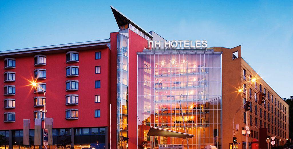 Rejoignez sans plus attendre votre hôtel NH Prague 4* - NH Prague 4* Prague