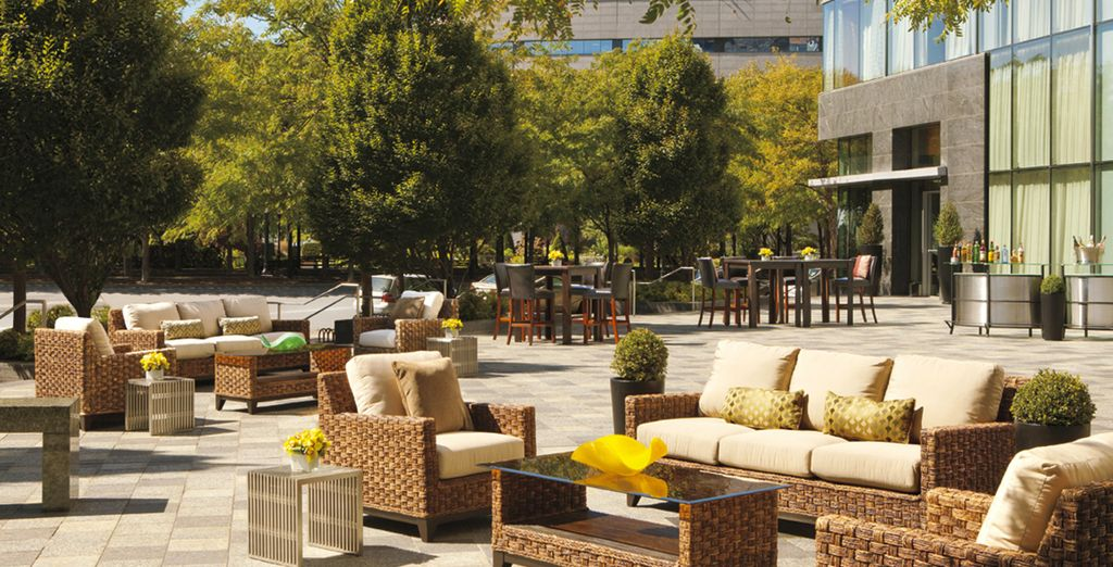 Découvrez le Ritz-Carlton New-York, Battery Park