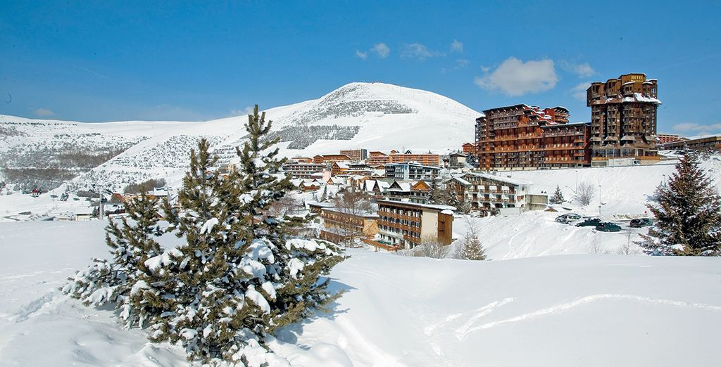 Bienvenue à l'Alpe d'Huez ! - Résidence L'Ours Blanc - Pierre & Vacances Alpe d'Huez