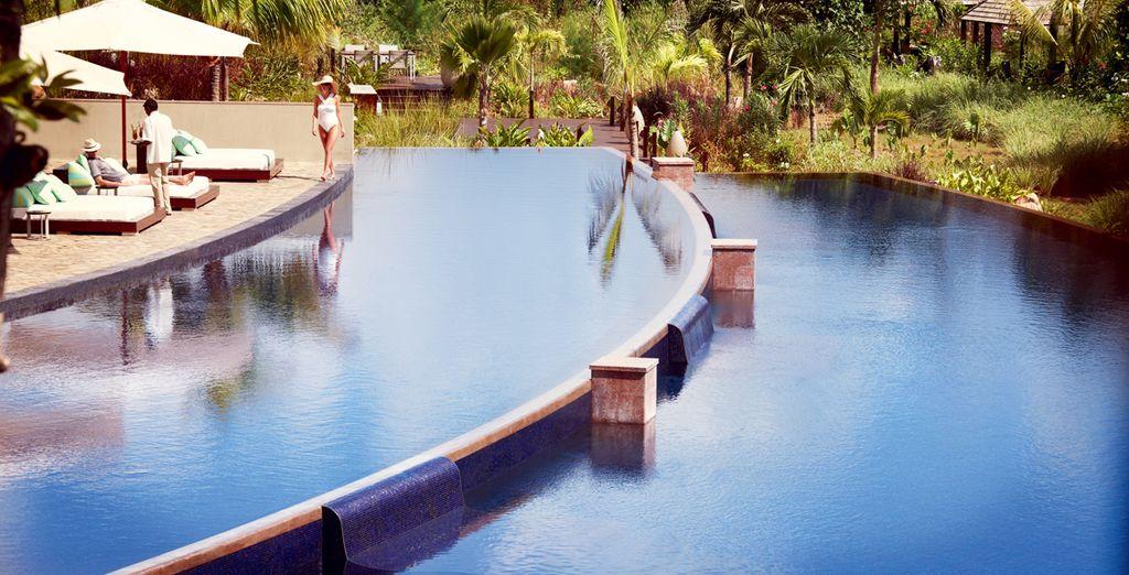 Cap sur les Seychelles ! - The Raffles Seychelles 5* Praslin Island