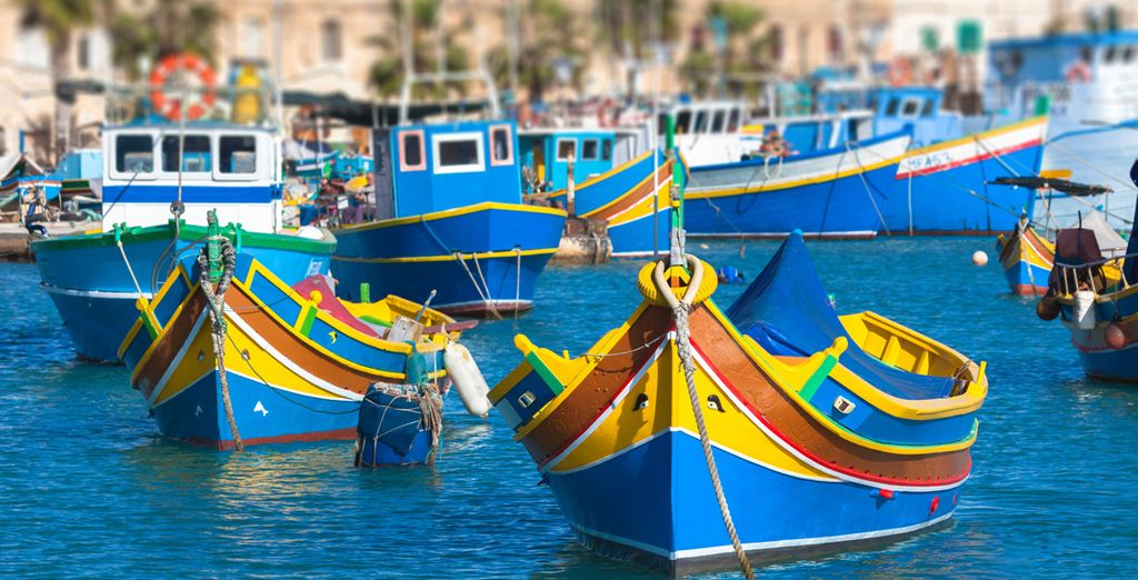 Venez découvrir les beautés et l'authenticité de Malte