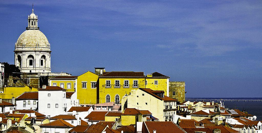 Partez ensuite à la conquête de la Lisbonne