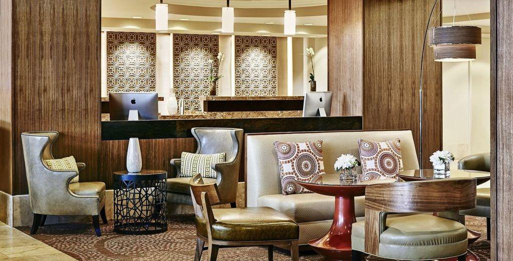 À l'image des hôtels dans lesquels vous vous installerez