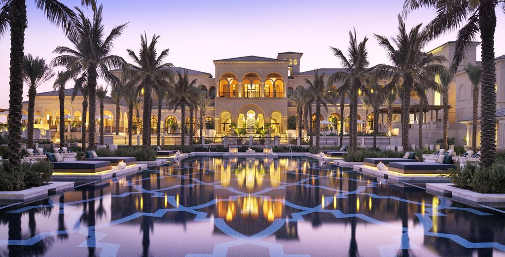 One & Only The Palm 5* Luxe