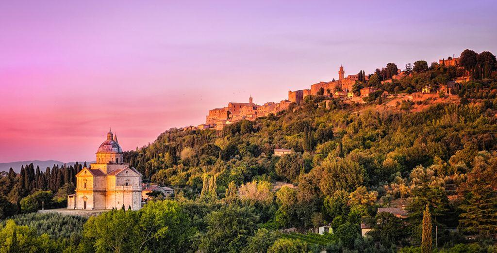 La Toscane et ses paysages féériques vous attendent