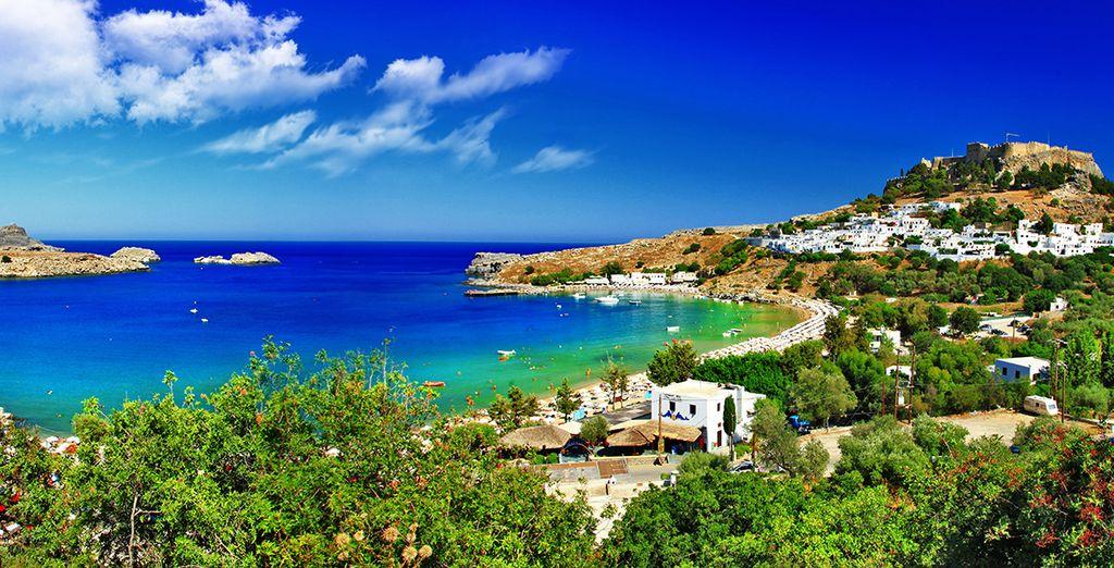 Le temps de votre séjour, laissez-vous charmer par cette île naturelle...