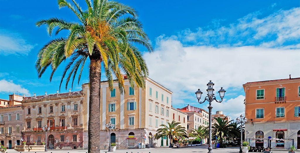 À l'image de la ville de Sassari, il y a tant de choses à découvrir en Sardaigne...