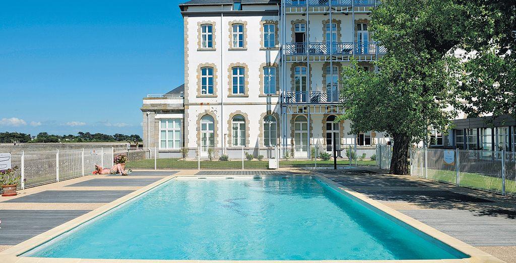 Que faites vous pour vos prochaines vacances ? - Résidence Pierre&Vacances Saint-Goustan Le Croisic