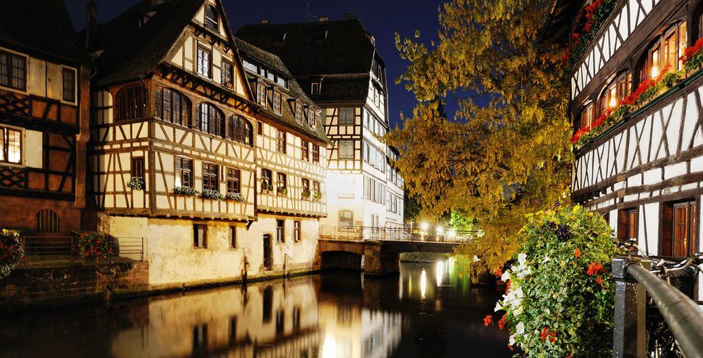 Strasbourg vous tend les bras pour un séjour inoubliable !