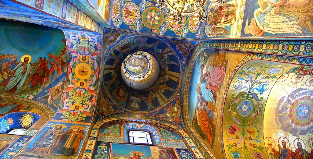 D'églises en monastères...