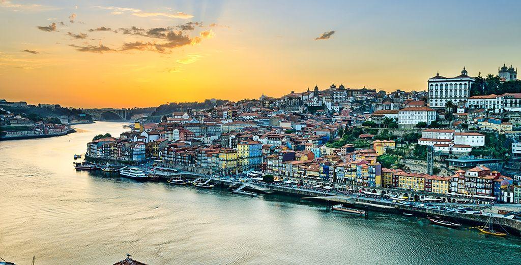 Et n'hésitez pas à visiter Porto et ses trésors.