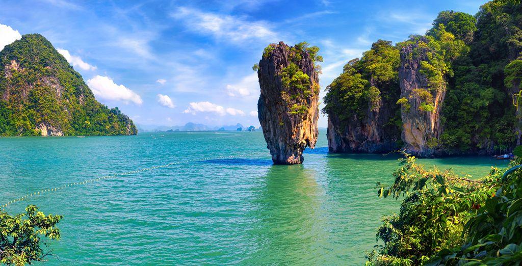 Venez découvrir les merveilles de la Thaïlande