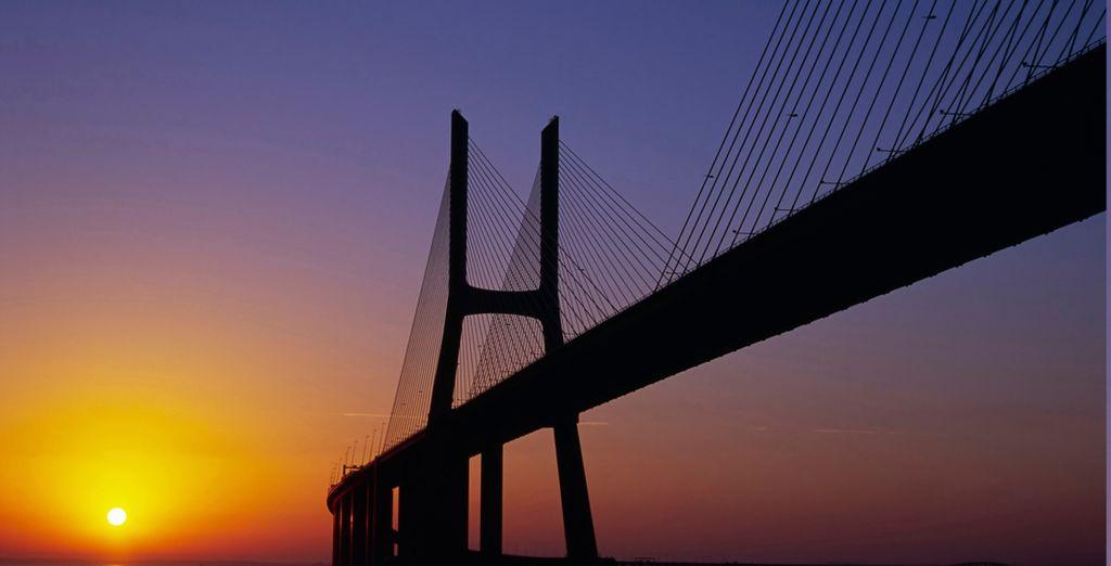 Bon séjour au Portugal !