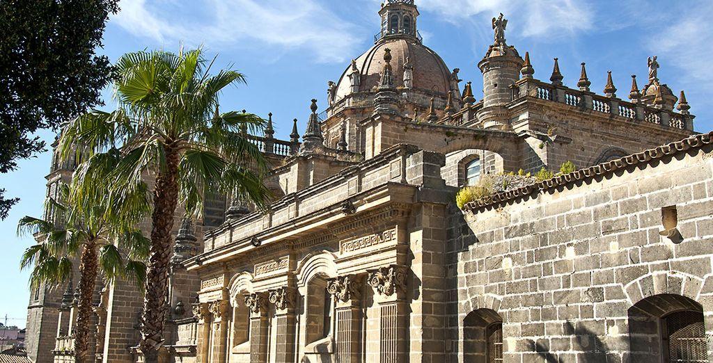 Découvrez les merveilles de Jerez, comme sa cathédrale