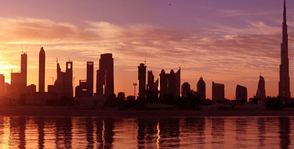 Avant de découvrir Dubaï