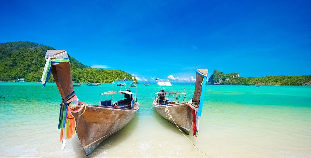 Découvrez la Thaïlande
