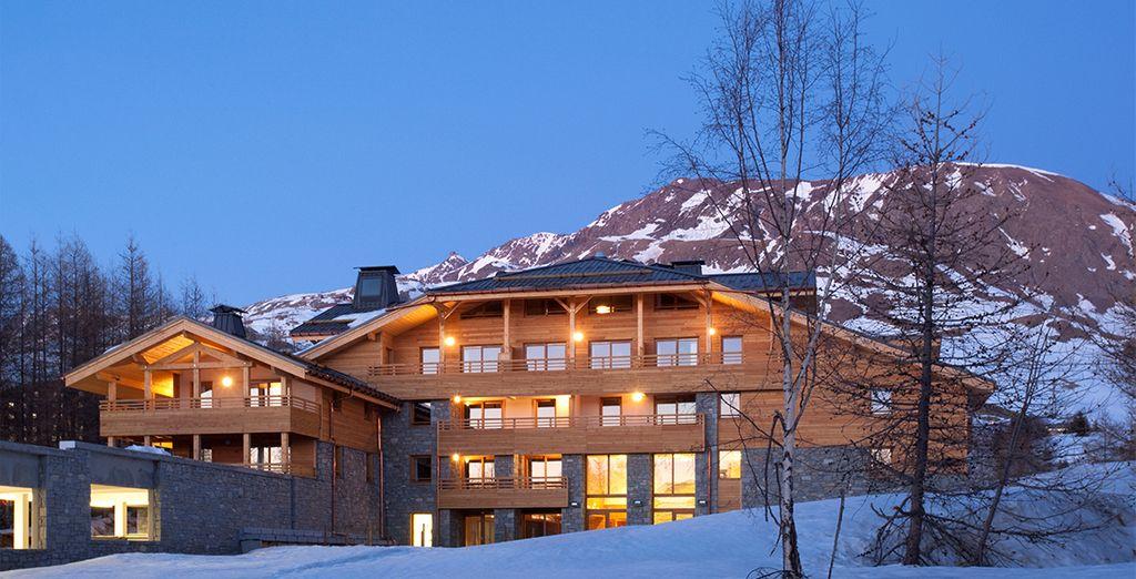 Direction l'Alpe D'Huez pour un séjour tout confort