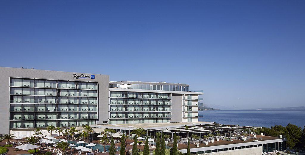 Un ecrin de standing nommé Radisson Blu Resort