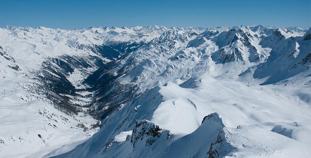 Bonnes vacances au Ski