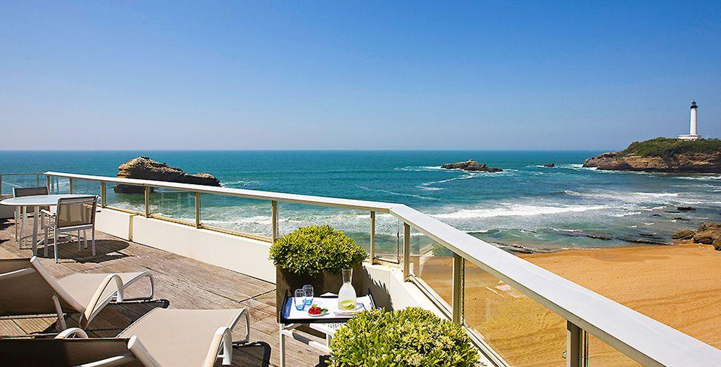 Et si vous profitiez d'une vue à 180° sur l'océan ?