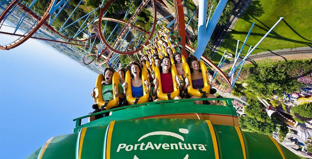 Profitez également de la proximité du Parc Port Aventura,