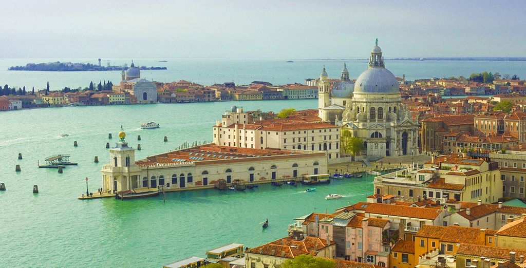 Circuit en Italie : Venise, Florence, Rome et le Vatican en 8j/7n