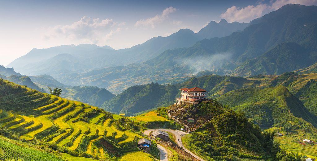 Le Vietnam en liberté & Extension Cambodge