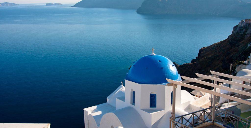 La Grèce vous accueille à bras ouverts...