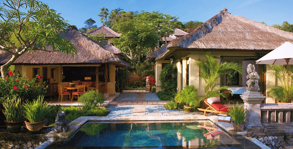 ... Au Four Seasons Jimbaran 5* hors du commun